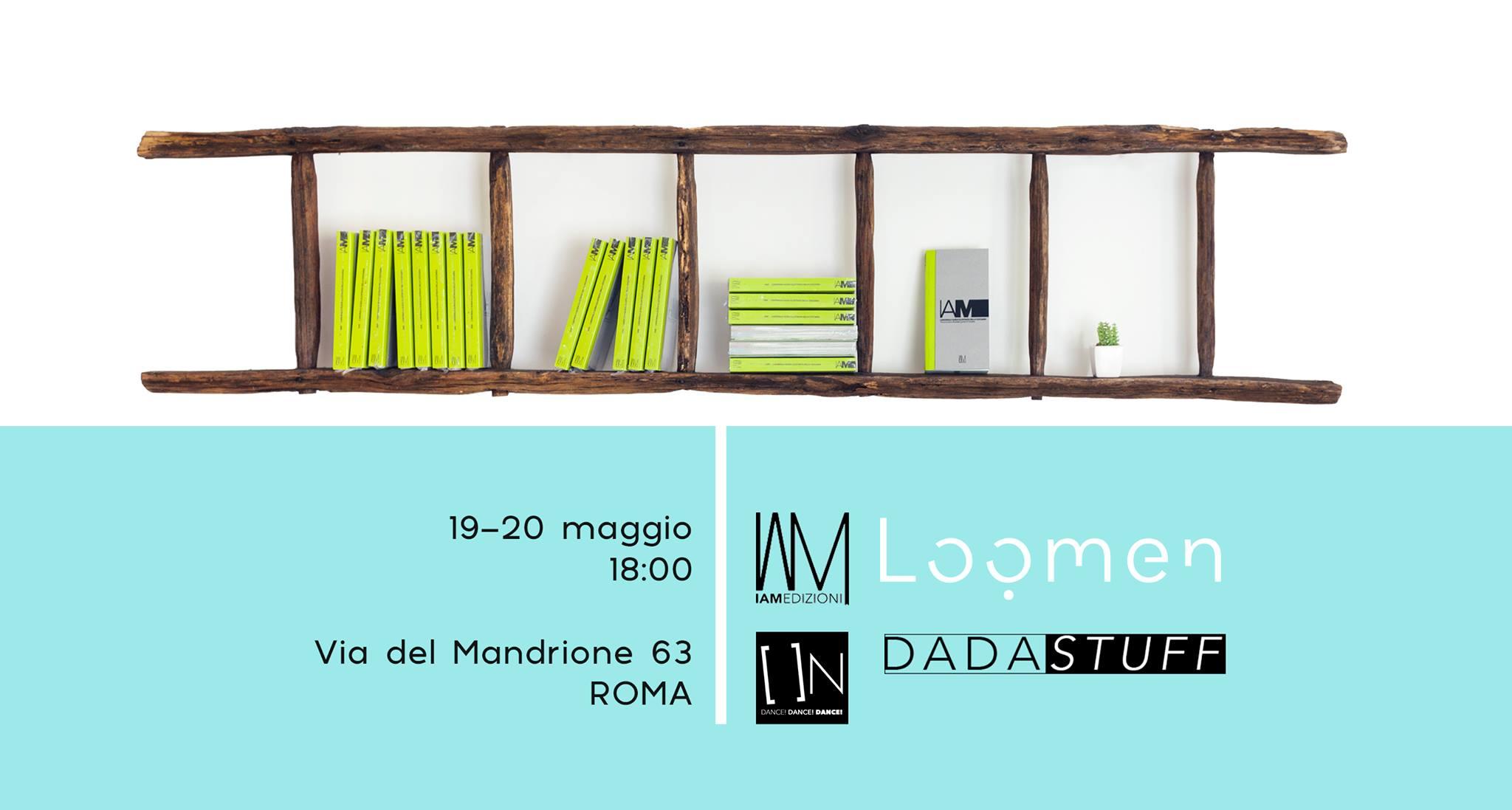 IAM - L'anomala guida illustrata della Ciociaria, Loomen Studio, Roma