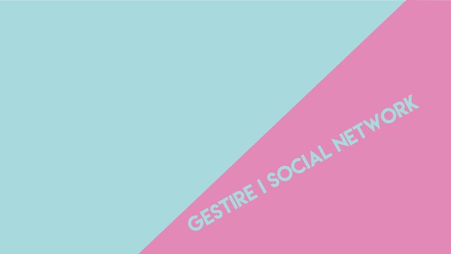 Gestire i Social Network, Loomen Studio, Roma