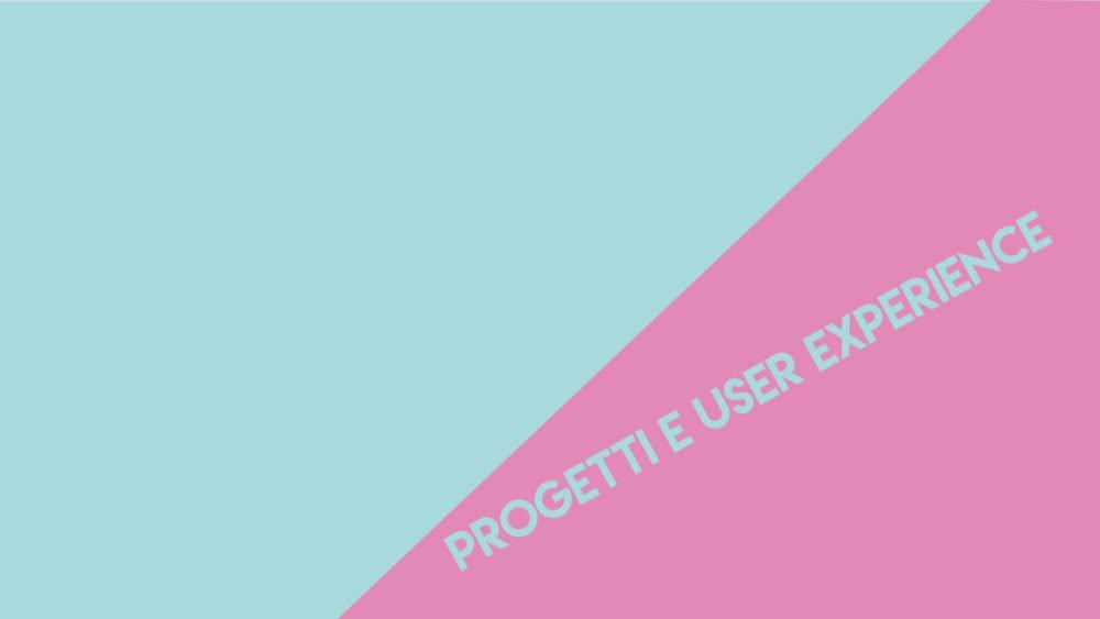 Progetti e user experience, Loomen Studio, Roma