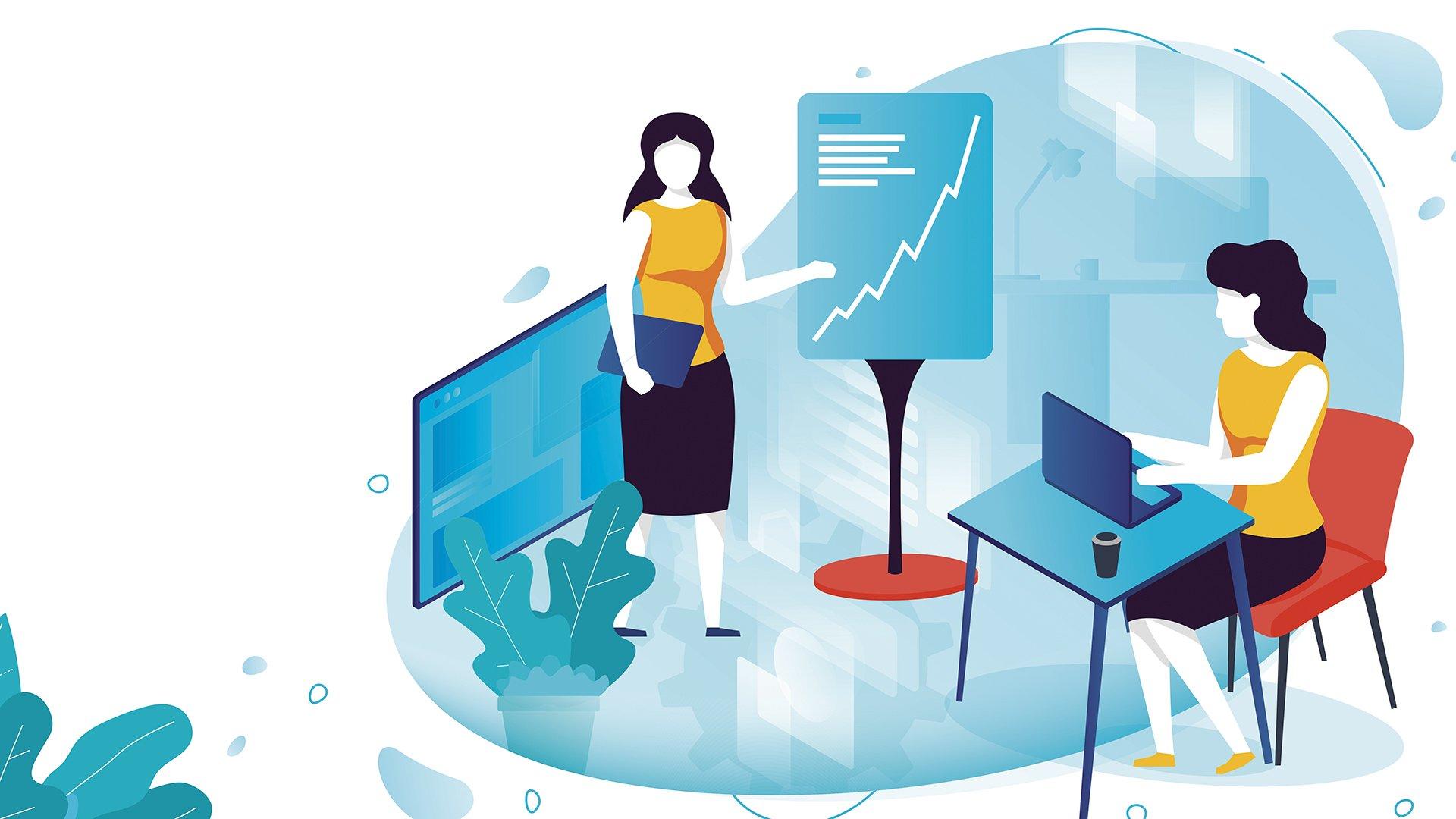 Loomen Studio Web Agency Dati di traffico e visibilità sui social media