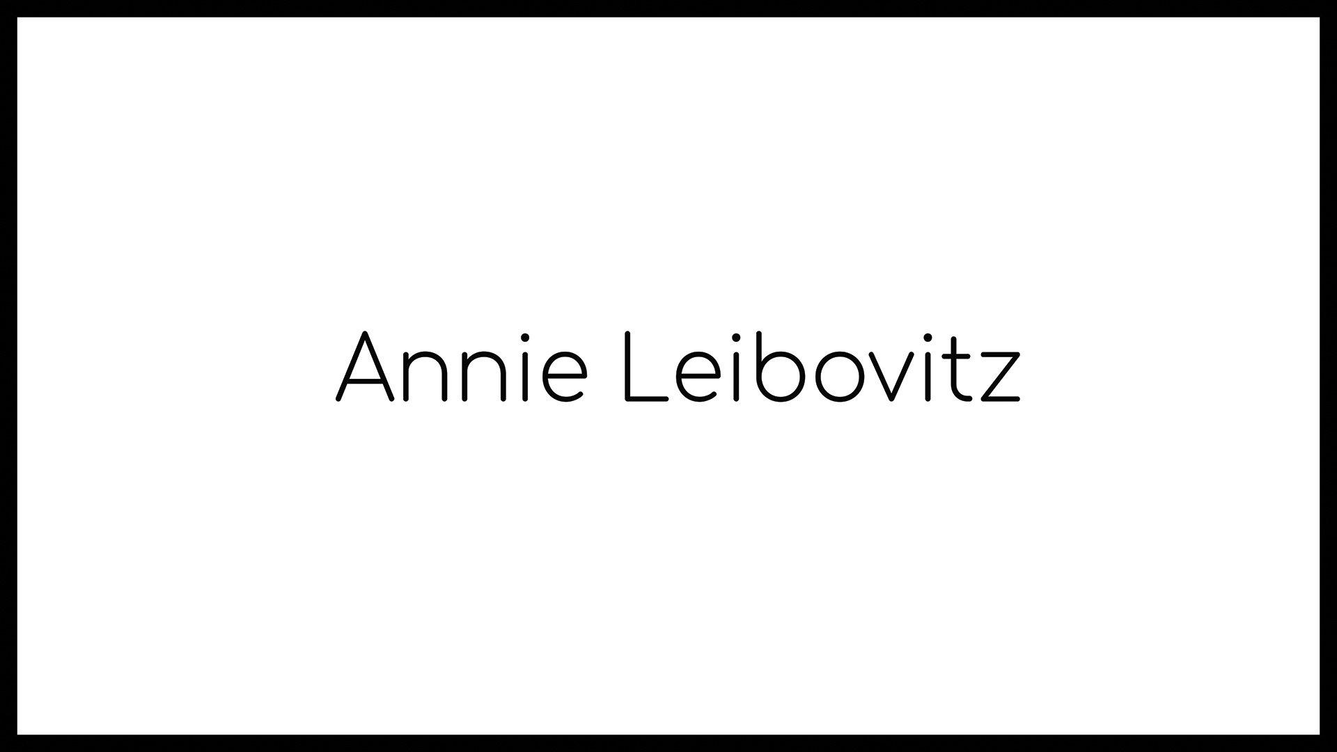 Loomen Studio Web Agency Sala Posa Fotografia Photo monographs Annie Leibovitz