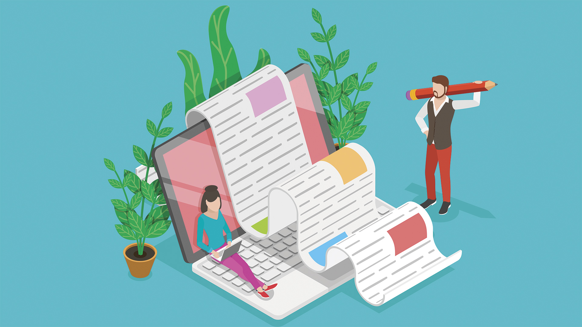 Loomen Studio Web Agency Ripensare un sito creare una strategia continua per i contenuti
