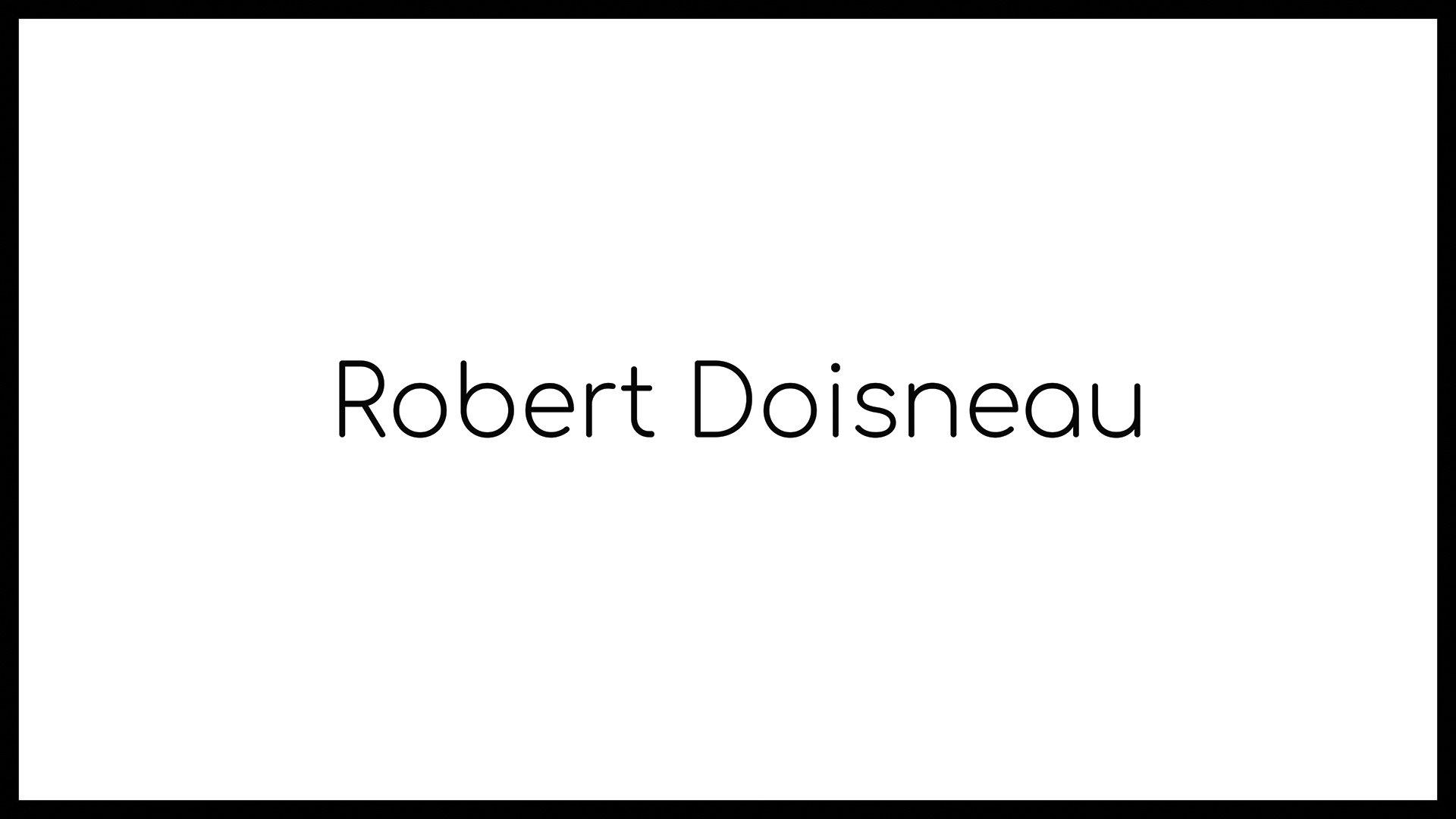 Loomen Studio Web Agency Sala Posa Fotografia Photomonographs Robert Doisneau