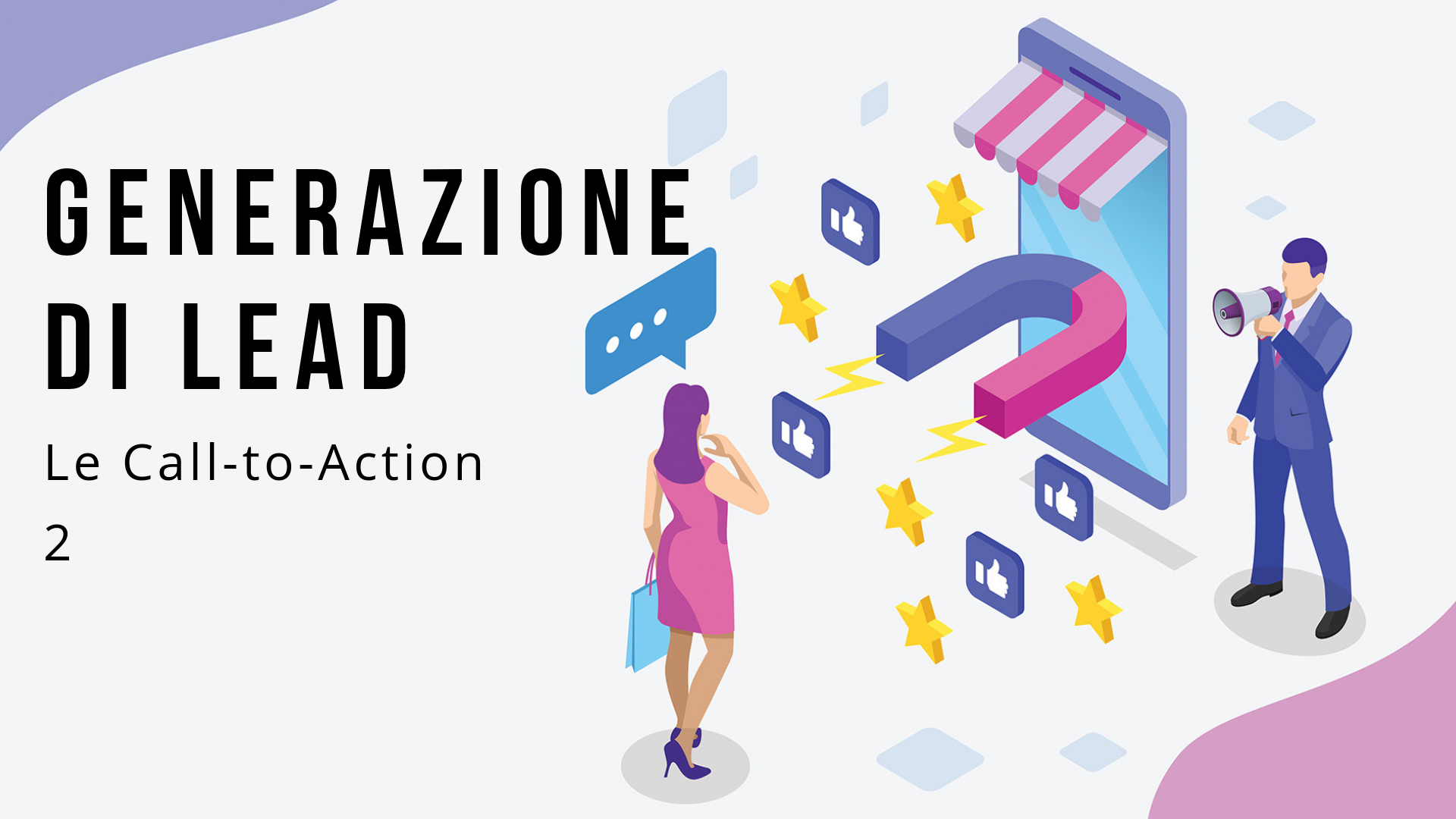 Loomen Studio Web Agency Generazione Lead Le call-to-action