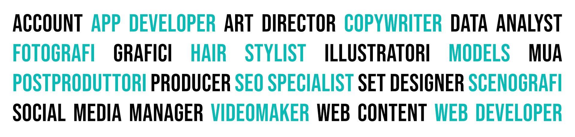 Loomen Studio Agenzia Comunicazione Roma - Lavora con noi - Invia il tuo CV