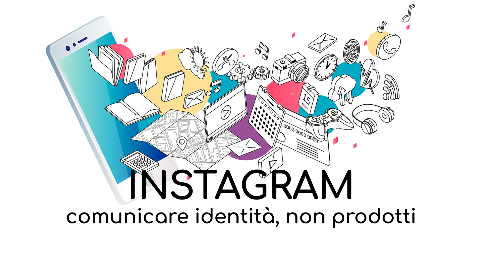 Loomen Studio Agenzia Comunicazione Roma - Social Media Instagram - Comunicare identità non prodotti