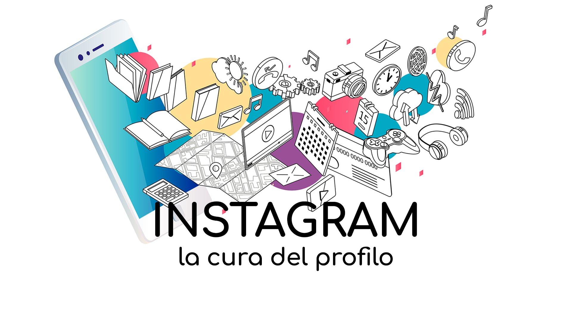 Loomen Studio Agenzia Comunicazione Roma - Social Media Instagram - La cura del profilo